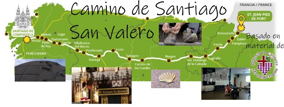 CaminoSantiagoSanValero